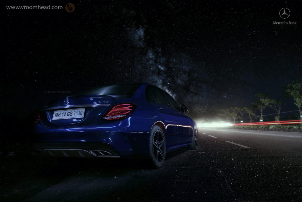 The 2017 Mercedes Benz C43 AMG Is Your Perfect Poison For A Midnight Date With Open Roads! 6