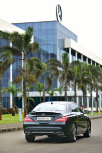 Mercedes Benz CLA Urban Sport Is The Latest Addition To The Carmaker's Modern Day Portfolio In India! 6