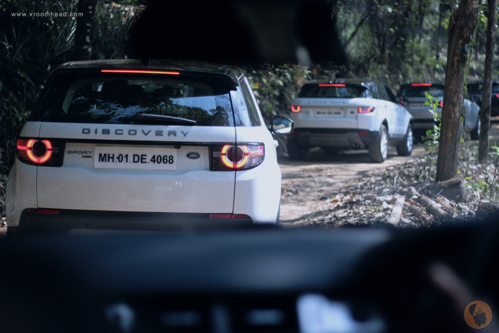 Land Rover Discovery Sport Range Rover Evoque The Above And Beyond Tour