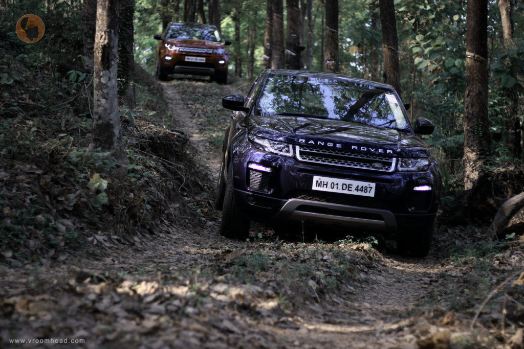 The Above And Beyond Tour Is All About Taking Your Land Rover Discovery Sport And Range Rover Evoque To An Off-Road Ball! 6