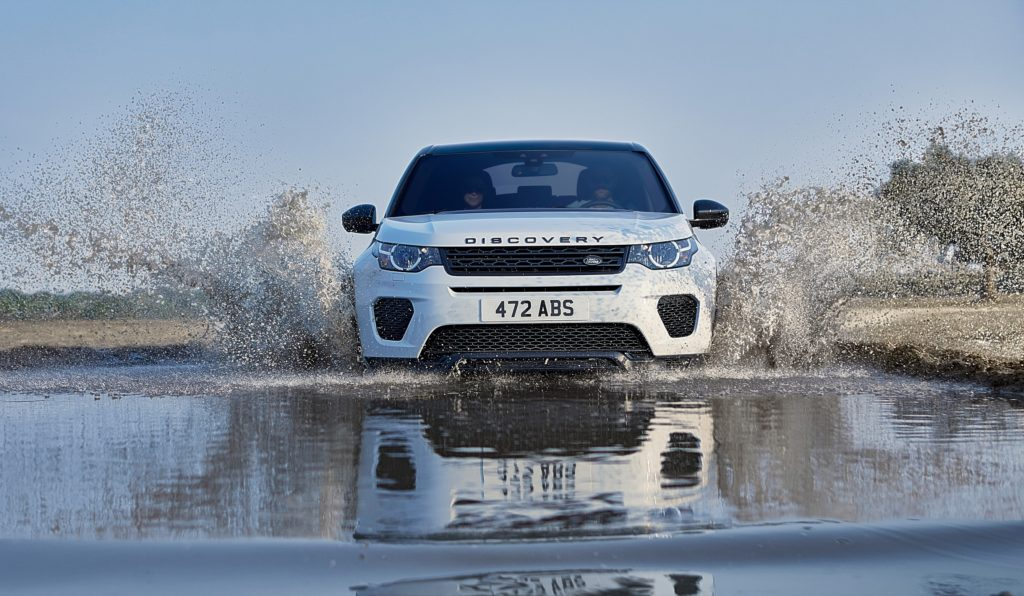 2019 Land Rover Discovery Sport Landmark Edition Launch