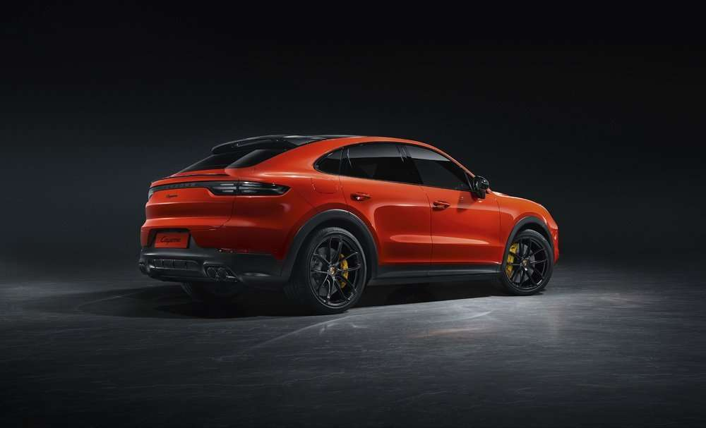 The Porsche Cayenne Coupe And Porsche Cayenne Turbo Coupe Are Both Sumptuous Treats To The Eye! 6