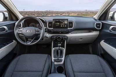 The Hyundai Venue SUV Is Finally Out, Are You As Impressed With The Looks As We Are ? 4