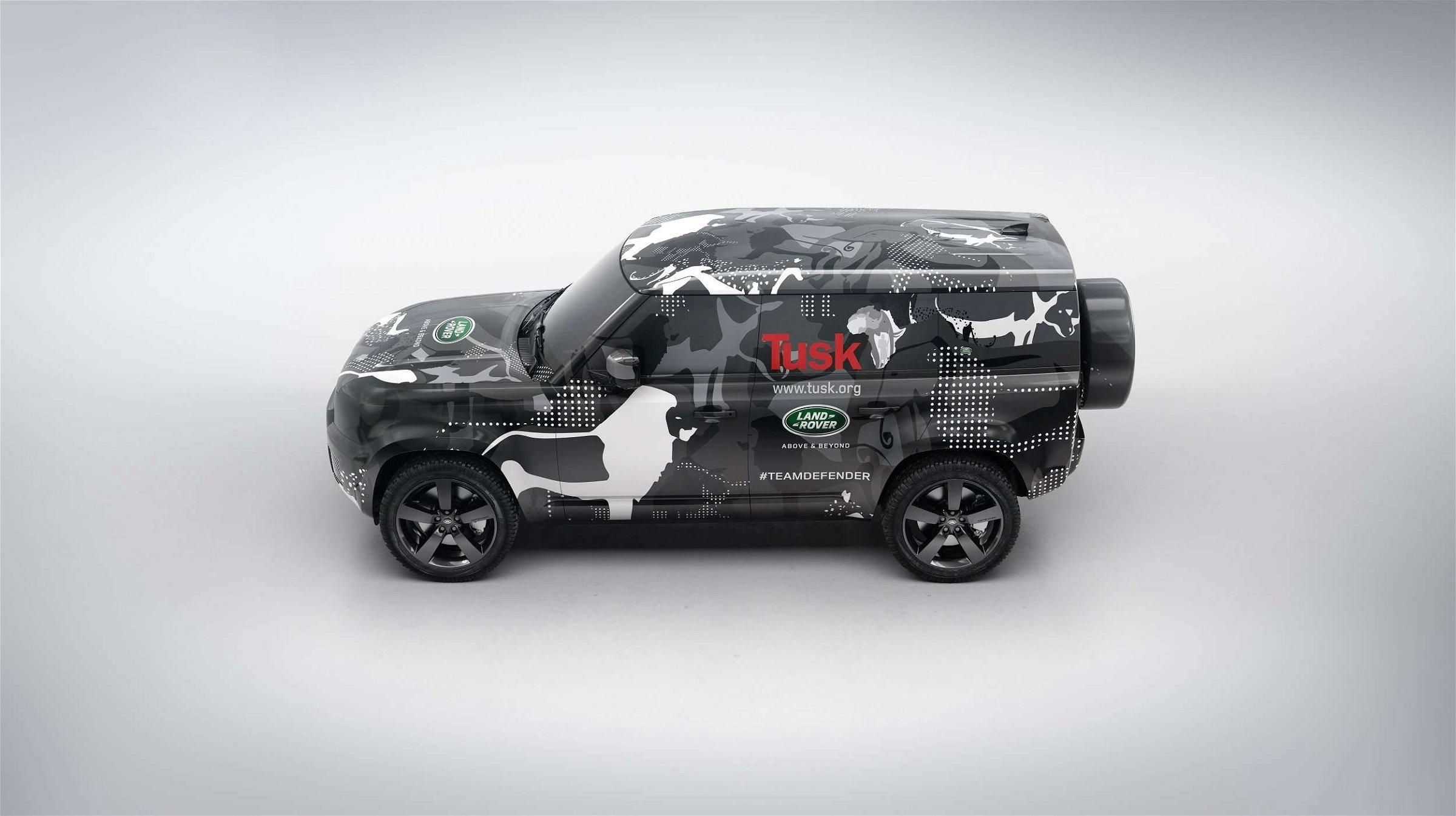 Land Rover Defender New Model, Land Rover Defender 2019 Test