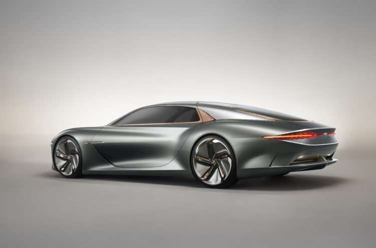 The Bentley EXP 100 GT Could Be The Future Of Epic Luxury! 2